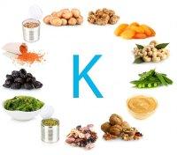 La vitamina K es responsable de la coagulación de la sangre